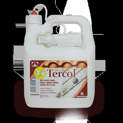 Tercol bruksfärdig spray – 4 x 3 liter