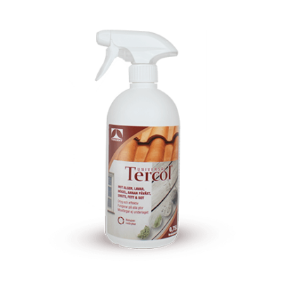 Tercol spray bruksfärdig – 12 x 750 ml