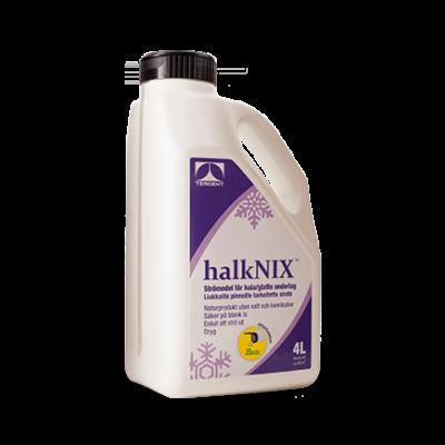 halkNIX Halkskyddsmedel – 4 x 4 liter