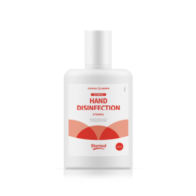 Sterisol Handdesinfektion Etanol – 24 x 120 ml