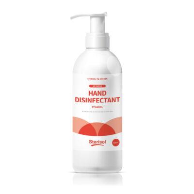 Sterisol Handdesinfektion Etanol – 12 x 500 ml
