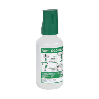 Sterisol Ögondusch refill – 10 x 1 liter