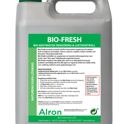 Bio-Fresh – 3 x 5 liter