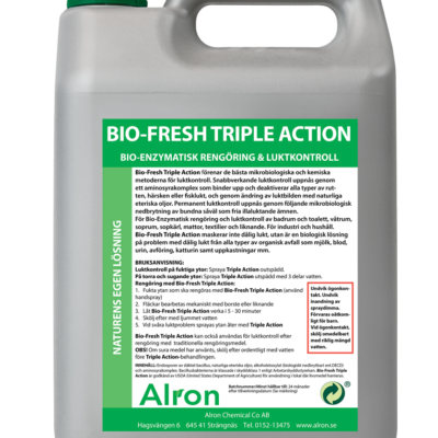 Bio-Fresh Triple Action – 3 x 5 liter