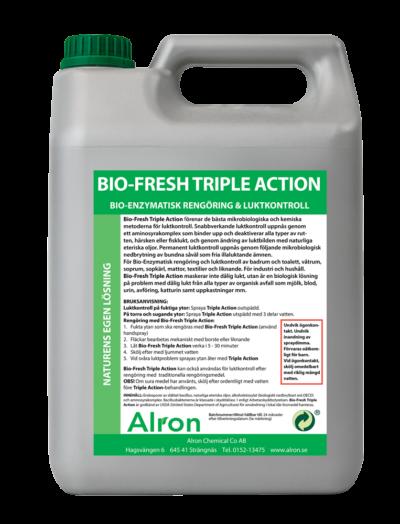 Bio-Fresh Triple Action – 3 x 5 liter
