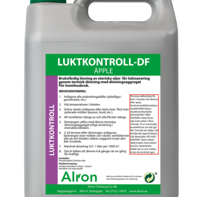 Luktkontroll-DF Äpple Torr – 3 x 5 liter
