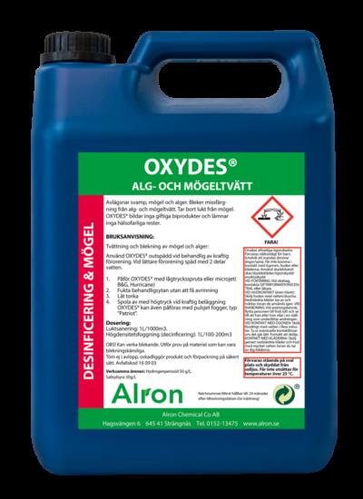 Oxydes – 3 x 5 liter