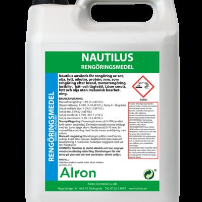 Nautilus – 1 x 200 liter