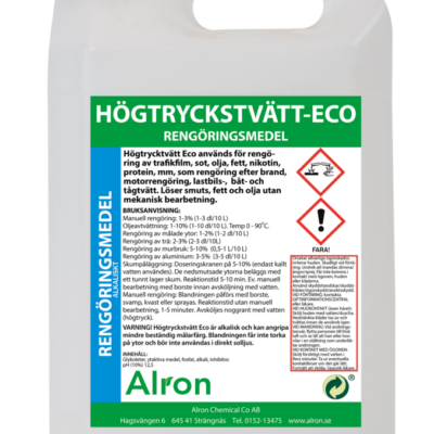Högtryckstvätt ECO – 1 x 25 Liter