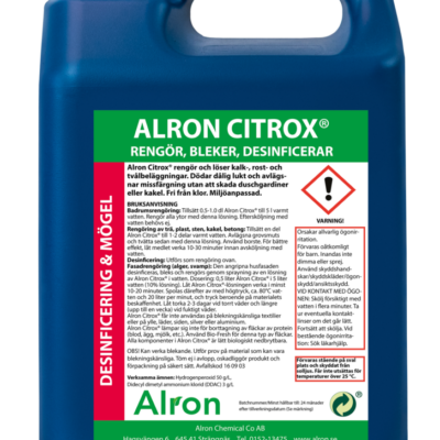 Alron Citrox – 3 x 5 liter