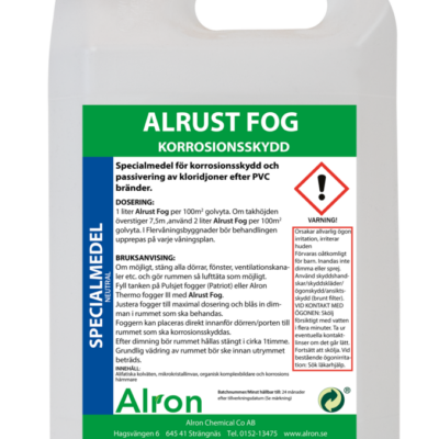 Alrust Fog – 3 x 5 liter