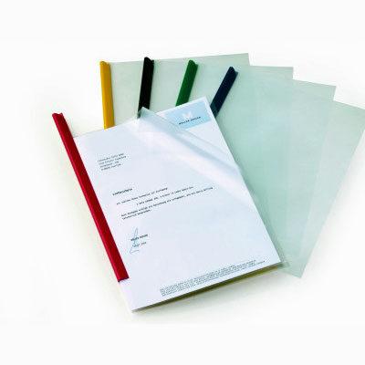 Plastfickor Klämskena