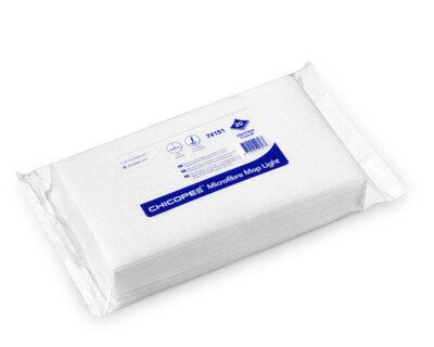 Microfibre floor mop light – 8 x 50 ark/fp