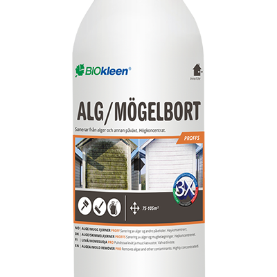 Alg & MögelBORT Proffs